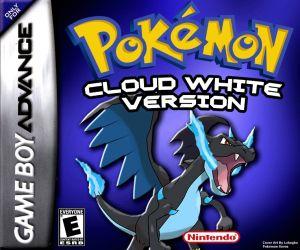 Pokemon Cloud White Nova Att Pokemon Pokemon Moon Sun