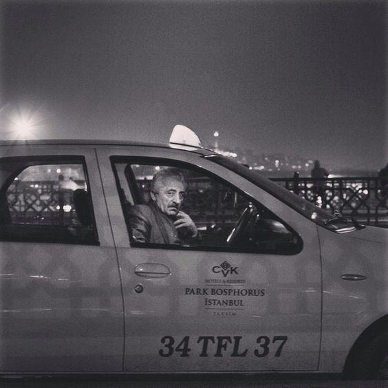 Taxi Estambul