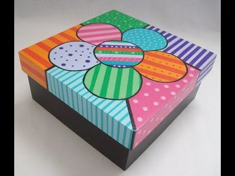 Am loving this.for my kitchen.! | Cajas pintadas
