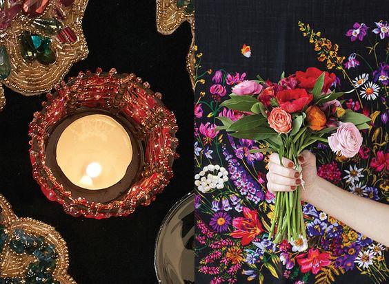 Madame Butterfly - Inventando Mesa Foto Inventando Mesa   Foto Plum Pretty Sugar