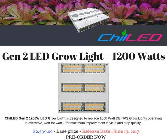 Chilled Led Grow Light 450w Diy Inspired Hidden Led Grow Lights Hps Grow Lights Grow Lights