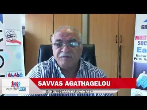 Victory100 Testimonial of Savvas Agathagelou