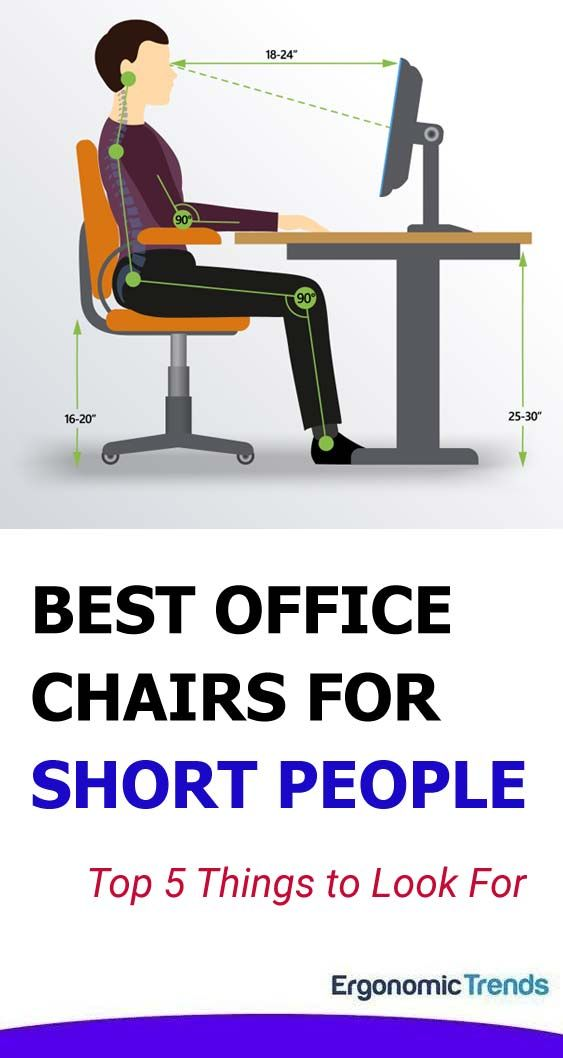 Best Office Chairs For Short People Explained Best Office Chair Office Chair Ergonomic Office Chair