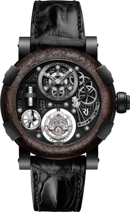 Romain Jerome Steampunk Tourbillon Titanic Ref. RJ.T.TO.SP.003.02