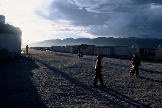 Tibet, some years ago...