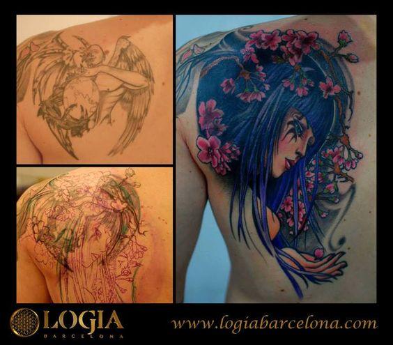 Φ Artist MARCI BLAZSEK Φ Info & Citas: (+34) 93 2506168 - Email: Info@logiabarcelo... www.logiabarcelon... #logiabarcelona #logiatattoo #tatuajes #tattoo #tattooink #tattoolife #tattoospain #tattooworld #tattoobarcelona #tattooistartmag #tattoosenbarcelona #ink #arttattoo #artisttattoo #inked #inktattoo #tattoocolor #espalda #tattooartwork #mujer