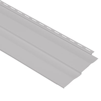 Georgia Pacific Shadow Ridge Vinyl Siding Panel Double 5 Dutch Lap Flint 10 In X 144 In At Lowes Com Vinyl Siding Vinyl Siding Panels