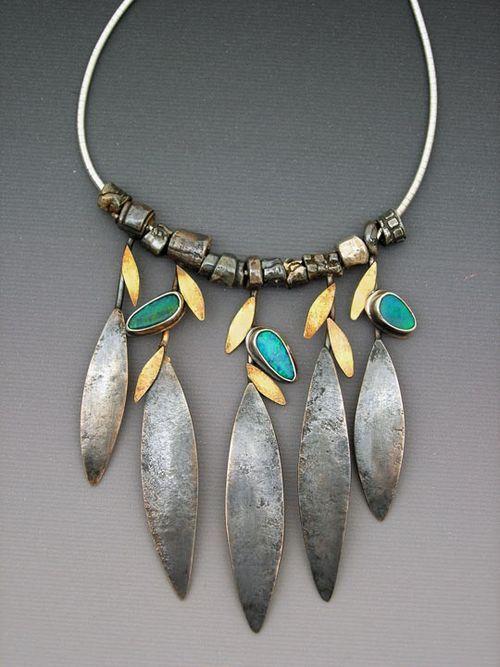 Patricia McCleery: Jewelry Necklaces, Jewelry Design, Mccleery Jewelry, Jewelry Accessories, Art Jewelry, Style Jewelry