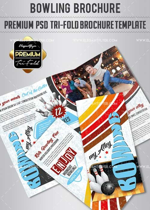 Best 25+ Brochure templates free download ideas on Pinterest - bowling flyer template