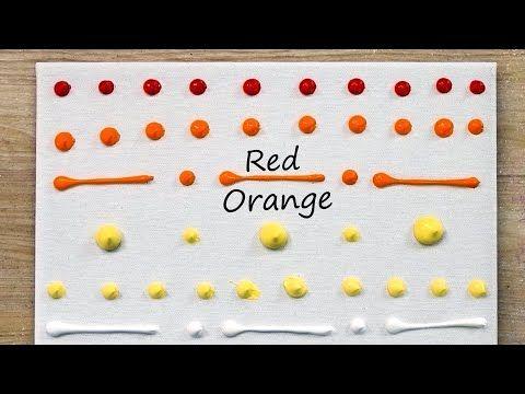 Auringonlaskun Maalaus Maisemamaalaustekniikka Punainen Ja Oranssi Youtube Sunset Painting Landscape Painting Techniques Painting Techniques