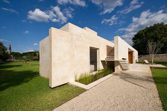 Minimalismo mexicano - Noticias de Arquitectura - Buscador de Arquitectura