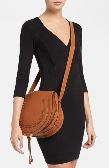 knockoff chloe bags - Chlo�� 'Marcie' Leather Crossbody Bag | Nordstrom | bags bags bags ...