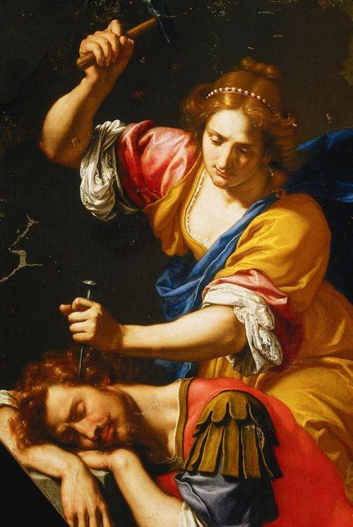 """""""...asszony kezére adja az Úr Siserát"""" (Bír 4,9)"""