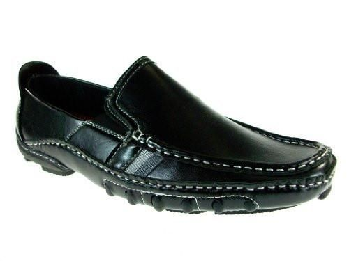 Dress MOC, Mocassins (Loafers) Homme, Noir (Black), 46 EUEcco