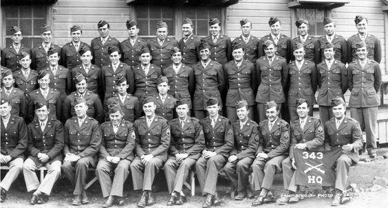 343rd Infantry Regiment 86th Infantry Division