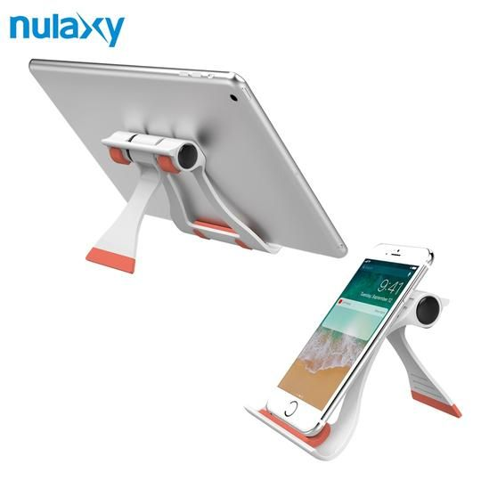 Nulaxy Universal Desk Holder For Smartphone Foldable Mobile Phone Hold Eefury Mobile Phone Company Desk Phone Holder Mobile Phone Holder