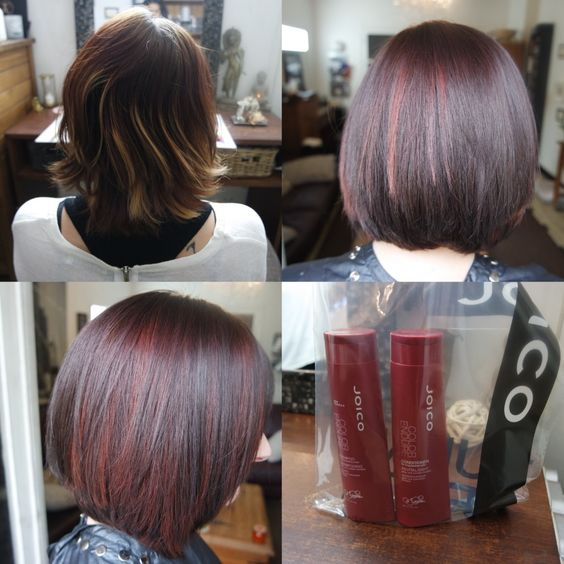 Today Transformation #Joico #Guytangkit #Bymia Part 2