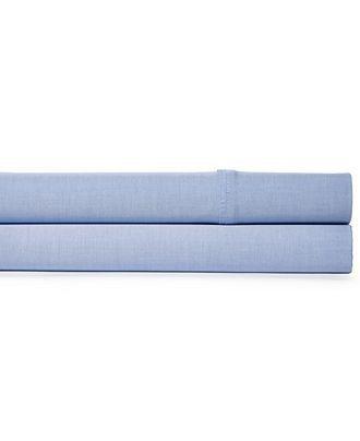 CLOSEOUT! Ralph Lauren Luxury Oxford Sheets - Sheets - Bed & Bath ...