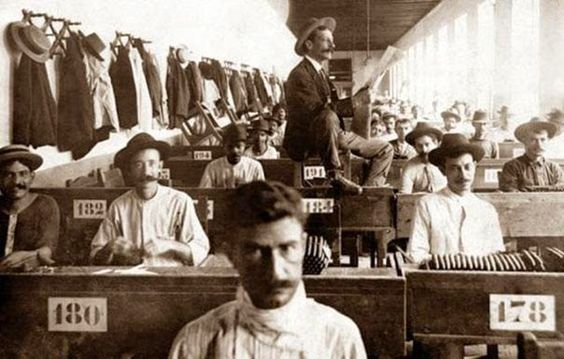 Lector Who Entertained Factory Workers - 10 Jobs That No Longer Exist Today Best of Web Shrine