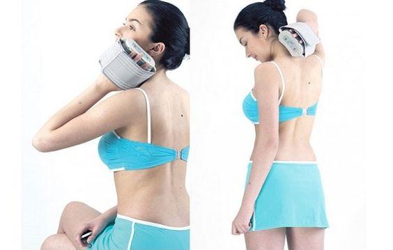 Buheung MK-207 xoa bóp và xoáy tần số cao giúp tác động đến các mô mỡ nằm bên trong cơ thể để làm giảm mỡ thừa