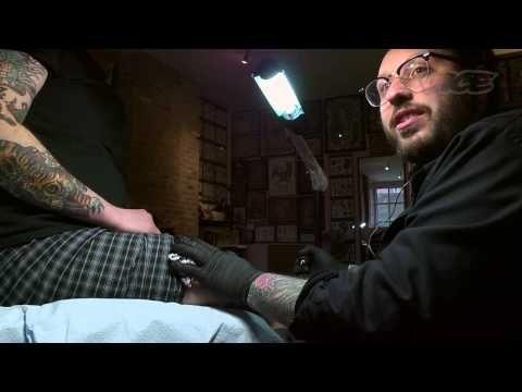 Tattoo Age Dan Santoro Part 1