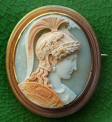 Athena Italy 1860