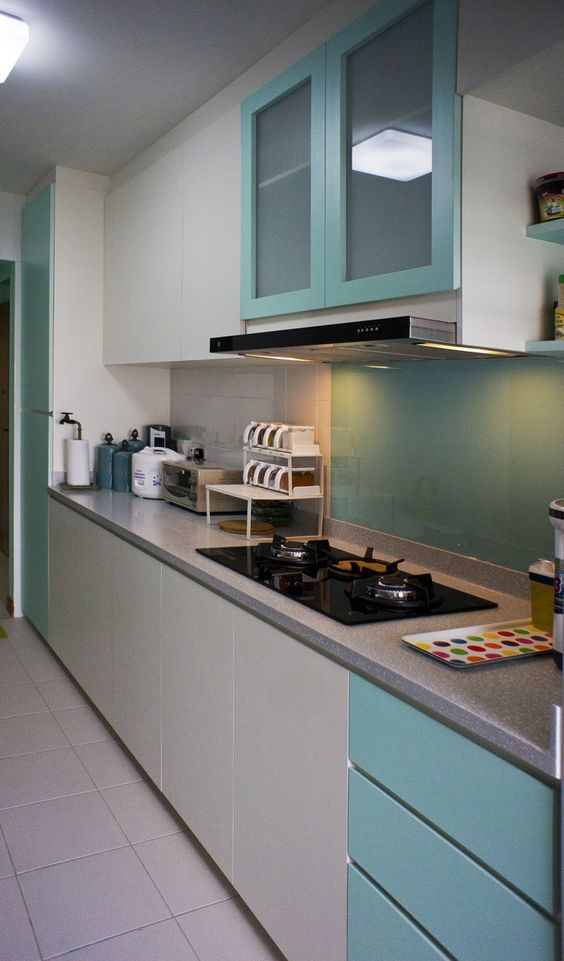Bto Kitchen Punggol Place Our Work Pinterest Places And Kitchens