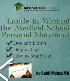 medical personal statement tips