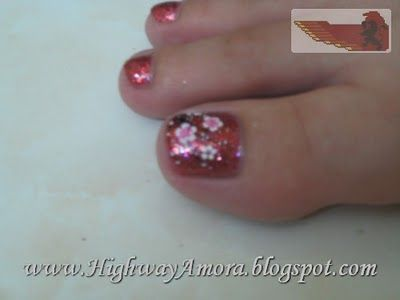Live Life with Heart & Passion: Of Nail Art 2011