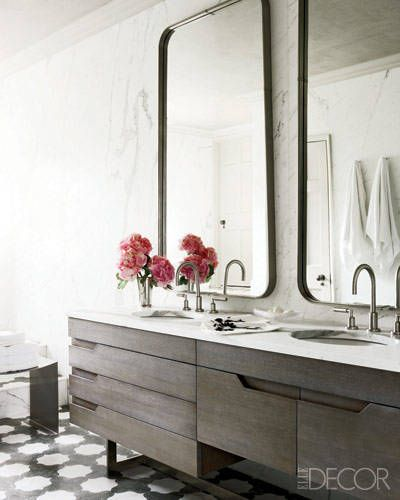 Vanities, Carrara Marble And Marbles On Pinterest