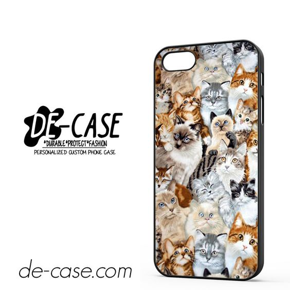 Cat Family DEAL-2450 Apple Phonecase Cover For Iphone 5 / Iphone 5S