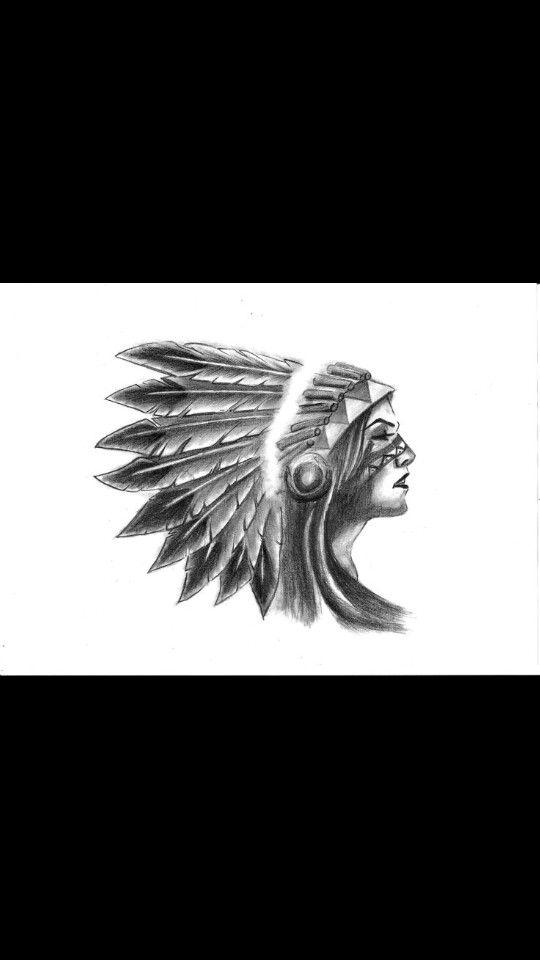 Beautiful warriors and native american on pinterest for Native american warrior tattoos