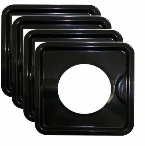 Porcelain Double Gas Range Drip Pan x 8-1//2 in 17-1//2 in