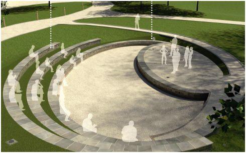 Bath Spa University Amphitheatre