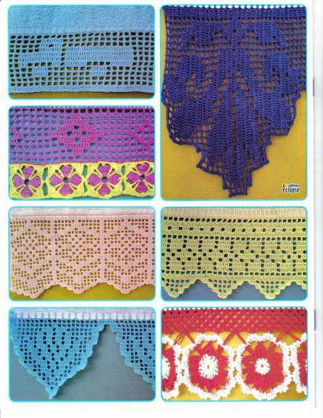 Revista Barradinhos de Croche Filet - Isabel Cristina Mejia - Picasa Web Albums