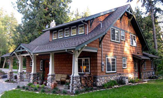 Swiss Chalet Craftsman Arts Crafts Homes Newsletter