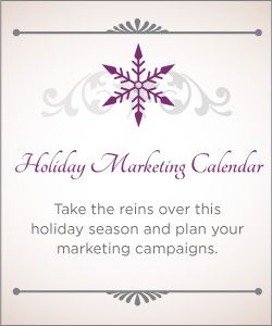 The weather outside is getting colder so that means the shopping is going to start heating up. Don't be caught scrambling at the last minute. Let us help get your holiday marketing moving in the right direction so you can have the best season ever!
