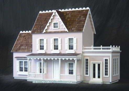 Image Result For Vermont Farmhouse Dollhouse