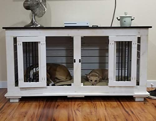 Pet Owners Education When It S A Puppy Dog Crate Furniture End Table Pet Bed Crate Furniture