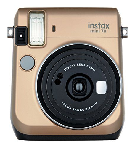 Fujifilm Instax Mini 70 - Instant Film Camera (Gold) Fuji... https://www.amazon.com/dp/B01GHUA21I/ref=cm_sw_r_pi_dp_x_vTsSxbZTN5J67