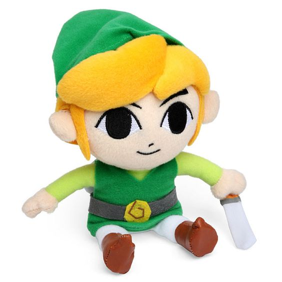 If you are missing Link then fear not. With the Zelda Link Plush Toy you'll have a companion for life, fighting for justice.... and snuggles :D xoxo *Available for only £29.95 at www.RetroStyler.com (at time of Pinning).  #awesome #cool #zelda #legendofzelda #link #nintendo #plushtoy #teddy #plush #retro #retrostyle