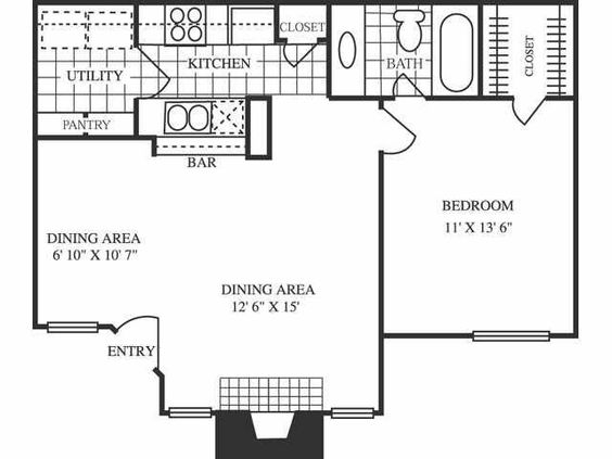 700 Square Foot House Plans Google Search Floor Plans