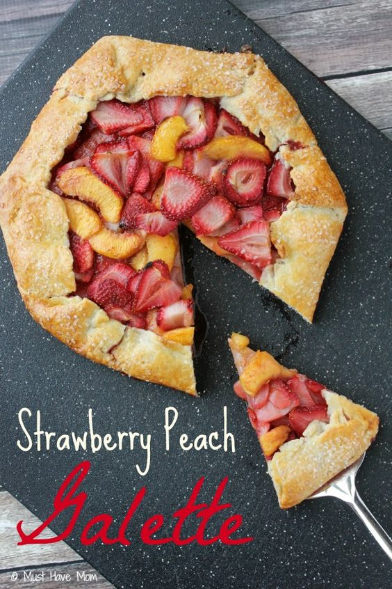 ... idea for all of that fresh fruit! You can use any kind of fruit