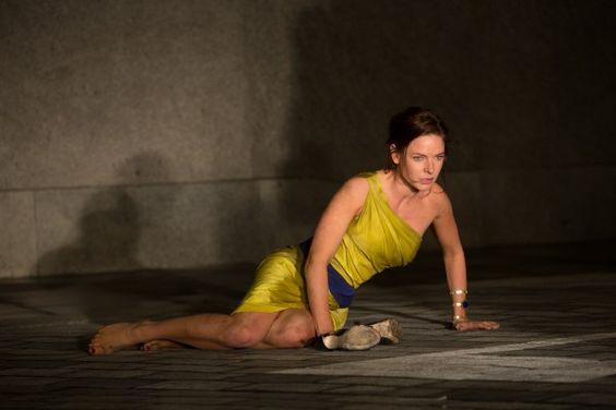 Mission Impossible 5 Rebecca Ferguson