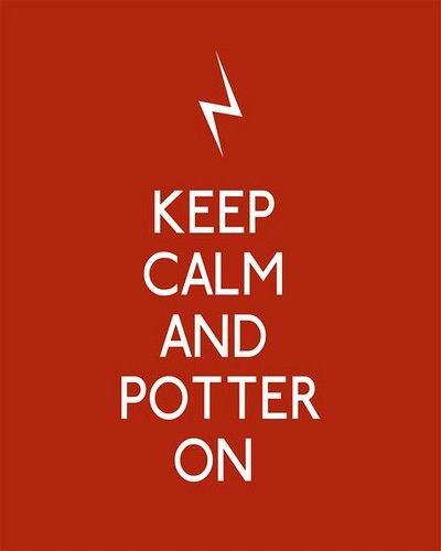 Harry Potter = life