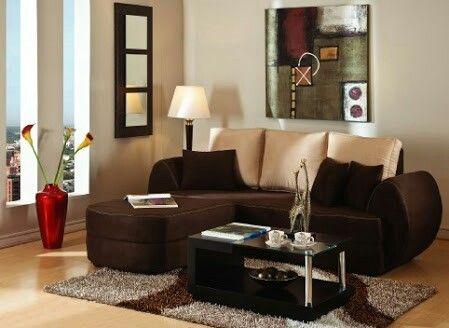 Sala minimalista en espacio peque o salas minimalistas - Decoraciones de comedores ...