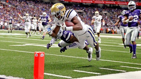 UCLA RB Paul Perkins declares for Draft: 'It has been an amazing journey'   FOX Sports  12/29/2015
