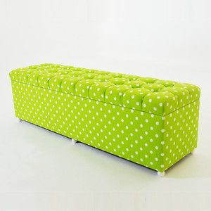 Kendall Storage Ottoman now featured on Fab.