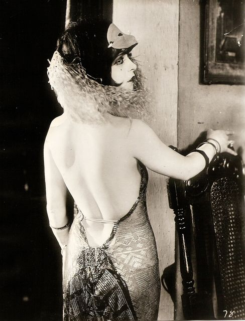 Clara Bow - Heisenburgos loves this dress...  And the mask is a plus.  ;-):