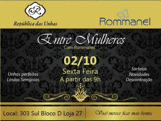#rommanel #sextafeira #semijoias
